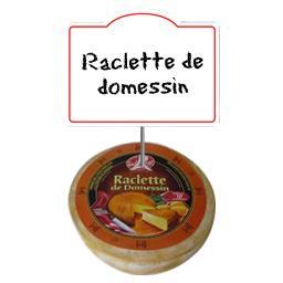 Raclette Domessin frottée vin Arbois 29% MG