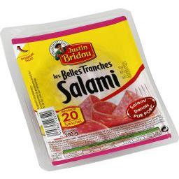 Les Belles Tranches de salami