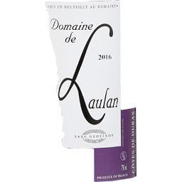 Côtes de Duras Domaine de Laulan vin Rouge 2016