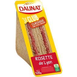 Le Club - Sandwich Classique rosette de Lyon