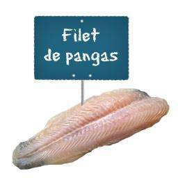 Filet de  PANGAS