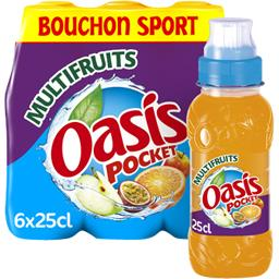 Pocket - Boisson multifruits