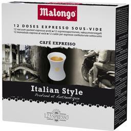 Dosettes de café Expresso Italian Style
