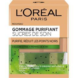 Sucres de Soin - Gommage purifiant