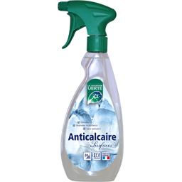 La Solution Verte Anticalcaire surfaces le flacon de 500 ml