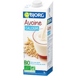 Bjorg Boisson avoine calcium BIO