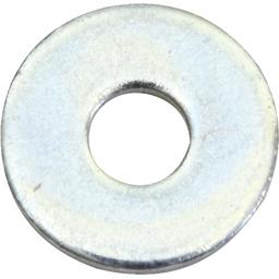 Rondelles plates largues acier zingué 3-4-5-6-8-10mm