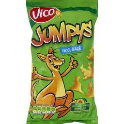 Jumpys' goût salé, petits kangourous salés
