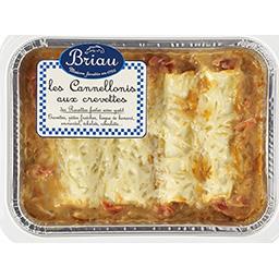 Cannelloni aux crevettes
