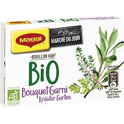 Marché du Jour - Bouillon Kub bouquet garni BIO