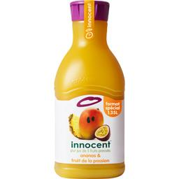 Jus de fruits ananas et fruit de la passion Innocent