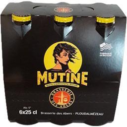 Bière blonde Mutine