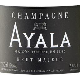 Champagne brut majeur