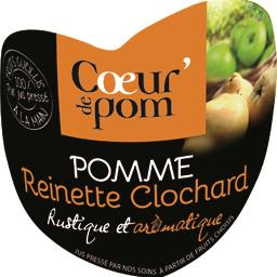 Pur jus pomme Reinette Clochard