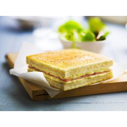 Tendre croque maxi 3 fromages