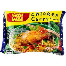 Nouilles instantanées saveur poulet curry