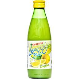 Pur jus de citron BIO origine Sicile