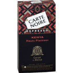 Espresso - Café capsules Kenya n°8