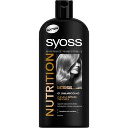 Saint Algue Syoss Shampooing nutrition