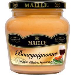 Sauce bourguignonne, bouquet d'herbes aromatiques