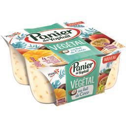 Végétal - Spécialité au lait de coco mangue passion
