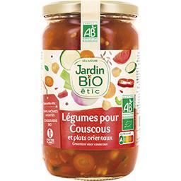 légumes pour couscous BIO