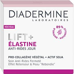 Soin jour anti-rides ultra tenseur - Lift+ Ultime Elastine