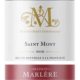 Saint-Mont, vin rouge
