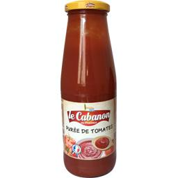 Purée de tomates, tomates du soleil