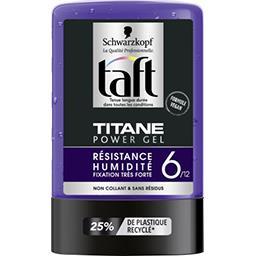 Taft - Gel Titane