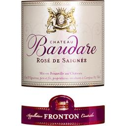 Fronton Rosé de Saignée, vin rosé