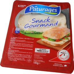 Fromage en tranche Snack Gourmand