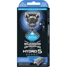 Rasoir Hydro 5 Sense hydratant pour hommes