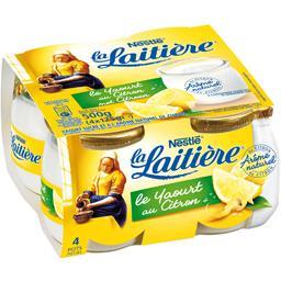 Le Yaourt au citron