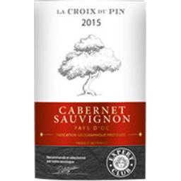 Vin de pays d'Oc - Cabernet Sauvignon - La Croix du ...