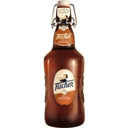 Bière ambrée d'Alsace Doreleï