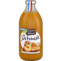 Le Jus Français de pommes abricots