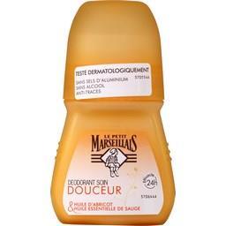 Déodorant soin Douceur huile d'abricot & sauge