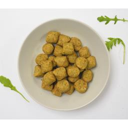 Falafels fèves menthe et coriandre