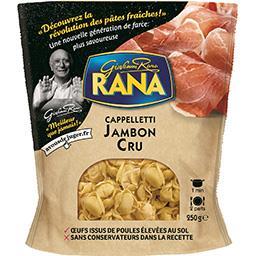 Giovanni Rana Cappelletti jambon cru