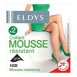 Collants mousse résistant ambré T2