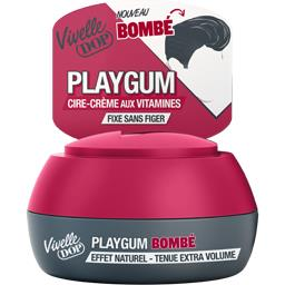 Cire Playgum Bombe tenue extra volume