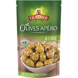 Olives apéro à l'ail