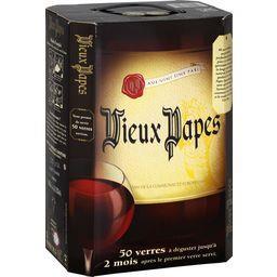 Vin rouge - Vieux Papes