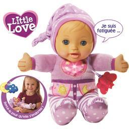 Vtech Little Love - Mon Bébé à Bercer