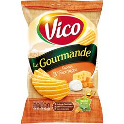 Chips La Gourmande saveur 3 fromages