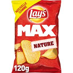 Lay's Max - Chips nature