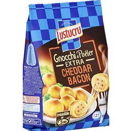 Gnocchi à poêler Extra cheddar bacon