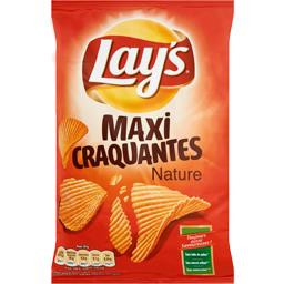 Chips Maxi Craquantes nature