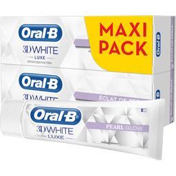 3d white - luxe - éclat de perle - dentifrice